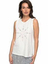 Roxy™ Time For An Other Year - Sleeveless T-Shirt - Camiseta sin Mangas - Mujer