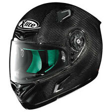 Casco integrale in fibra di carbonio X-LITE X-802RR ultra carbon puro