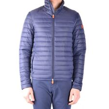 bx32948 Save The Duck giubbotto blu uomo blue man's jacket