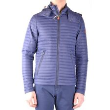 bx32944 Save The Duck giubbotto blu uomo blue man's jacket