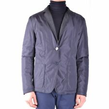 bx32901 Obvious Basic giubbotto blu uomo blue man's jacket