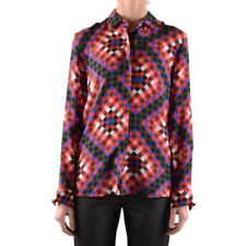 bx32824 Msgm camicia multicolor donna multicolor woman's shirt