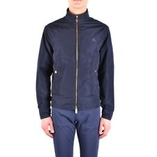 bx32274 Burberry giubbotto blu scuro uomo dark blue man's jacket