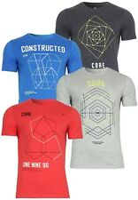 JACK JONES Mens T SHIRT jcoview Maglietta fitness manica corta girocollo