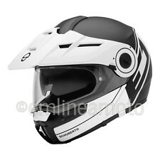 Casco Abatible Off-Road Schuberth E1 Radiant White