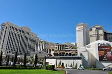 Caesars Palace Hotel and Casino Las Vegas USA photograph picture poster print