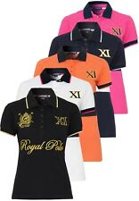 Geographical Norway Polo Donna Kalista Lady Maglia a Manica Corta Casual Logo