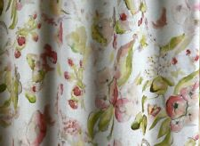 Melody Caralime Linen type Cotton Curtain/Craft /UpholsteryFabric