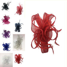 Finecy In - Fascinator Wedding Hat Prom Races Ladies Day Ascot Headband & Clip