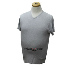 MAXFORT UNDERWEAR V-NECK PLUS SIZE MAN 500 GRAY