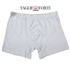 MAXFORT BOXER SHORTS PLUS SIZE MAN 250 WHITE