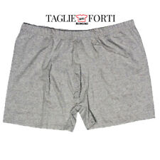 MAXFORT BOXER SHORTS PLUS SIZE MAN 250 GRAY
