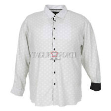 MAXFORT. LONG SLEEVE SHIRT PLUS SIZE MAN.