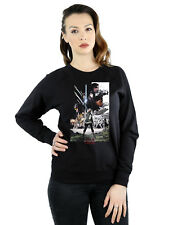 Star Wars Femme The Last Jedi Character Poster Sweat-Shirt
