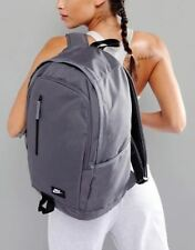 Nike all access soleday backpack rucksack pink or grey