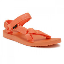 Teva Womens Textured Fusion Coral Original Universal Sandals UK Sizes [3-8]