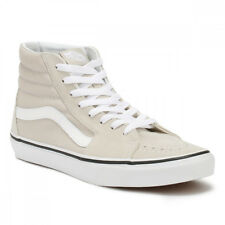 Vans Silver Lining / True White SK8-Hi Trainers UK Sizes [3-12]