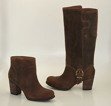 Timberland Rudston Tall Convertible Boots Waterproof Ankle Boots Women's Boots
