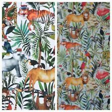 Prestigious Textiles King of the Jungle Waterfall Or Safari Sold off The Roll