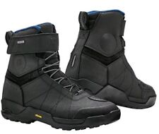 Rev'it Scout H2O Waterproof Leather Motorcycle Boots Black