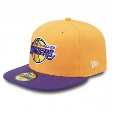 NEW ERA 59FIFTY JERSEY POP LOS ANGELES LAKERS LA NBA FITTED CAP CAPPELLO