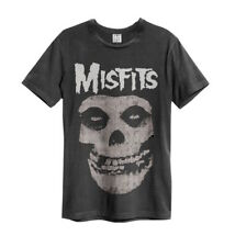 Amplified Misfits TESCHIO T-shirt CARBONE BANDA MAGLIA tg.s-xxl