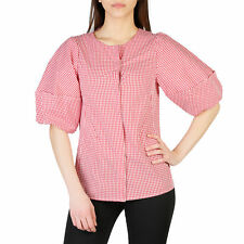 bd89000 Imperial camicia rosso donna women's red shirt