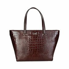 bd81721 CAVALLI CLASS SHOPPING BAG MARRONE DONNA WOMEN'S BROWN SHOPPING BAG
