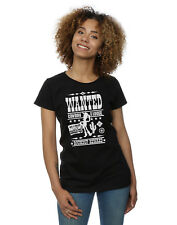 Disney Femme Toy Story Wanted Poster T-Shirt