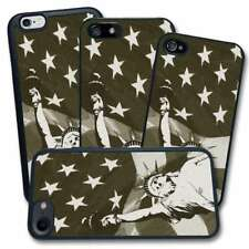 Cover per Apple iPhone - Stampa Statua della Libertà Lady Liberty Bandiera USA V