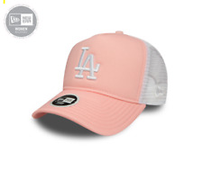 NEW ERA WMNS LEAGUE ESSENTIAL TRUCKER CAP LOS ANGELES DODGERS LA GORRA 80581033