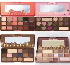 Too Faced ❤️Chocolate Bar✔️Sweet Peach✔️Semi Sweet ✔️Bon Bons Eyeshadow Palettes