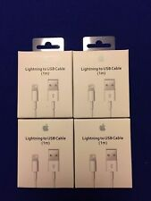 ORIGINAL GENUINE Apple Lightning USB Data Charger Cable For iPhone 5 5s 6 6s 7