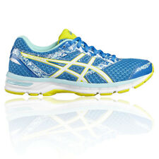 Asics Gel Excite Womens Blue Running Road Sports Shoes Trainers Pumps