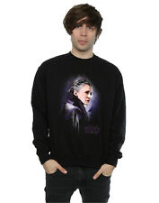Star Wars Homme The Last Jedi Leia Brushed Sweat-Shirt