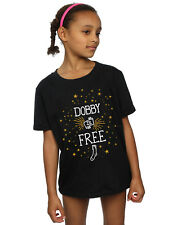 Harry Potter Fille Dobby Is Free T-Shirt