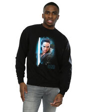 Star Wars Homme The Last Jedi Rey Brushed Sweat-Shirt