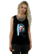 Star Wars Femme The Last Jedi Rey Brushed Tank Top