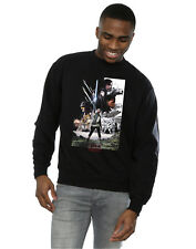 Star Wars Homme The Last Jedi Character Poster Sweat-Shirt