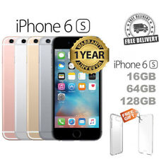 Apple iPhone 6s 16GB 64GB 128GB Factory Unlocked SIM FREE Without Contract