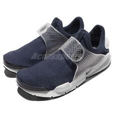 Nike Sock Dart Navy White NSW Mens Casual Shoes Sneakers Slip-on 819686-400