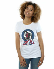 The Who Mujer Flag Blanket Camiseta