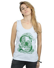 Harry Potter Femme Slytherin Glitter Tank Top