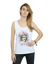 Sex Pistols Mujer God Save The Queen Camiseta Sin Mangas