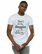 Harry Potter Hombre Don't Let The Muggles Camiseta