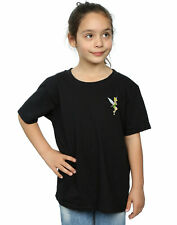 Disney Niñas Tinkerbell Pocket Camiseta