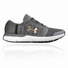 Under Armour Mens Speedform Gemini Vent Running Shoes Trainers Sneakers Grey