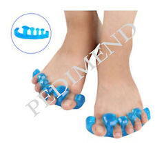 PEDIMEND™ Silica Gel OPEN TOE SEPARATOR & SPACER Overlapping Toes Pain Relief