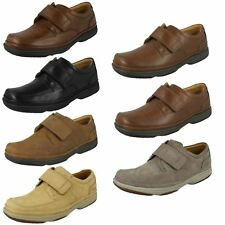 "Mens Clarks Wide Casual Shoes ""Swift Turn"""