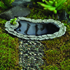 Fiddlehead Miniature Fairy Garden Ponds- Choice of 2- Quick FOC Delivery